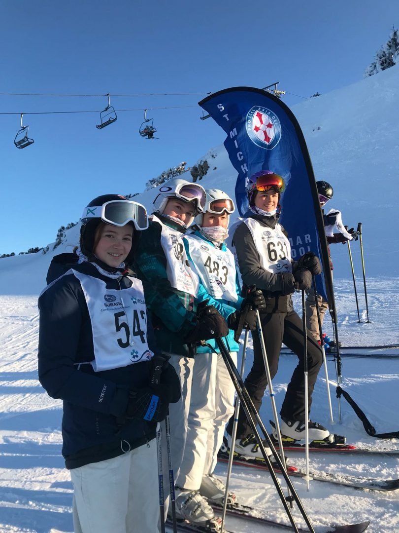 St Michael's Snowsports success at Mt Buller