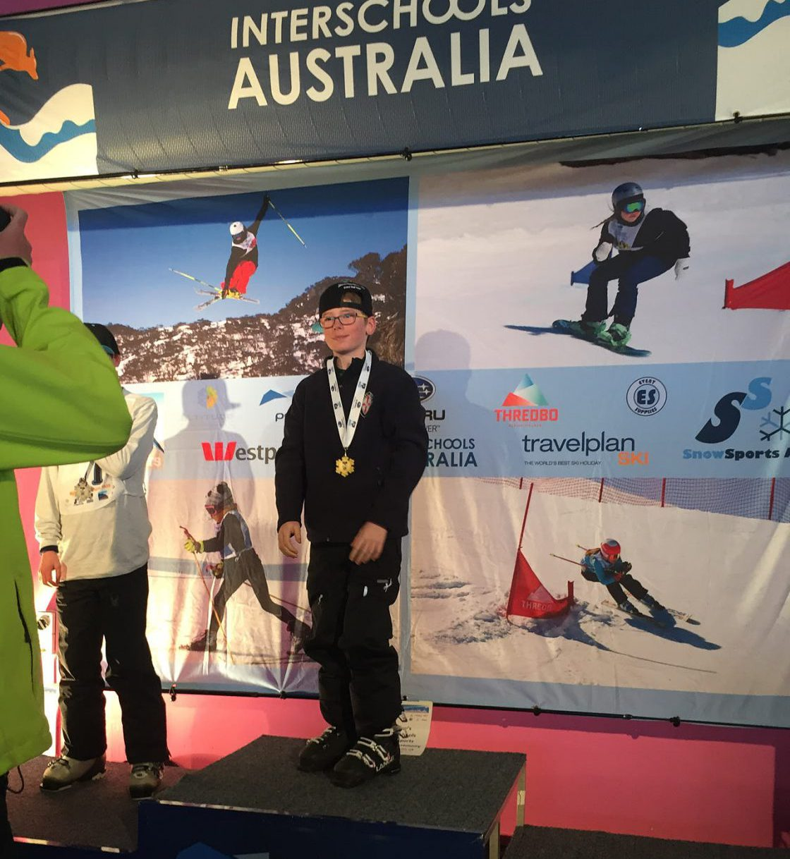 St Michael's Snowsports Team competes at Nationals