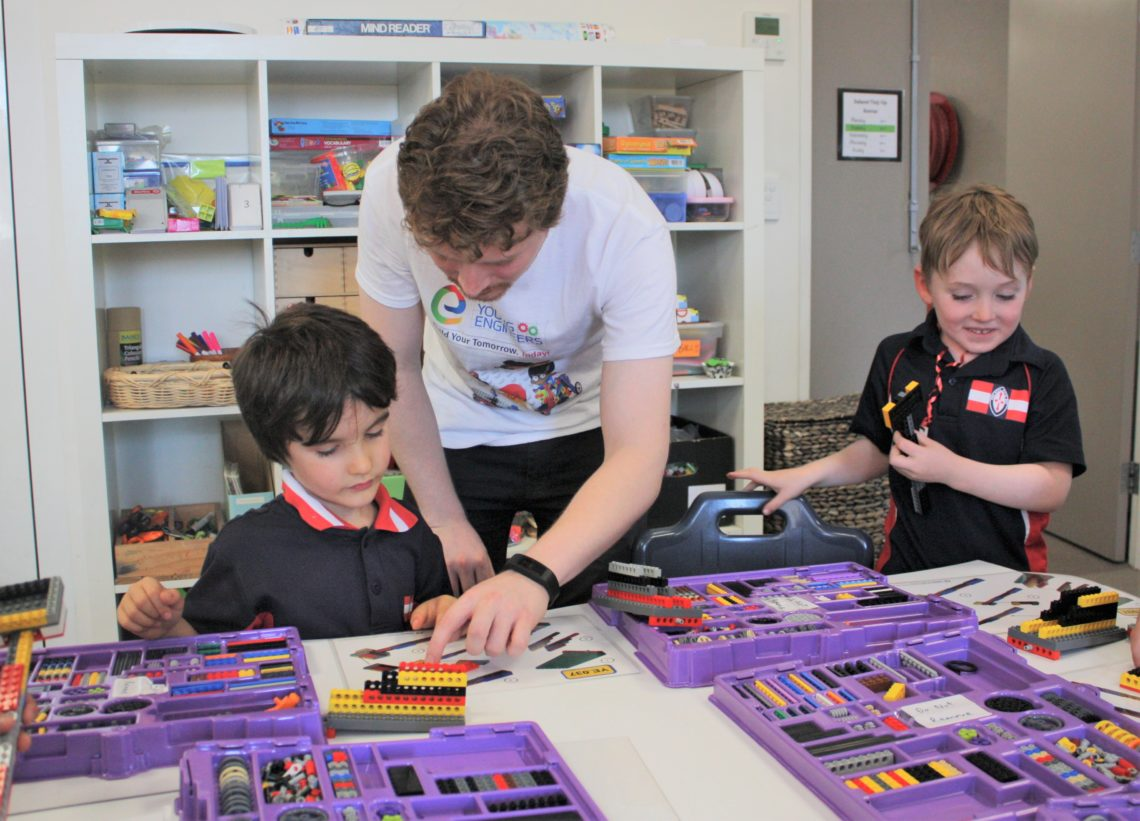 Extended Tuition Program – students discover new interests and talents